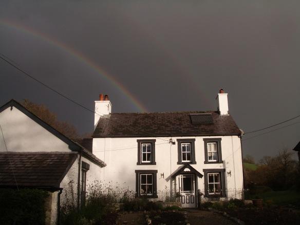 Rainbow GlanyrAfon